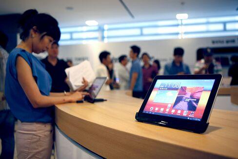 Apple Lawsuit Puts Samsung Tablet Sales in Australia on Hold