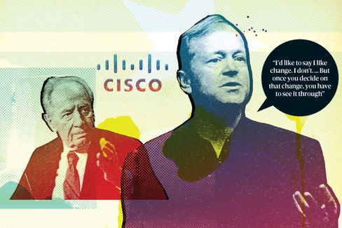 John Chambers on Keeping Cisco on Top
