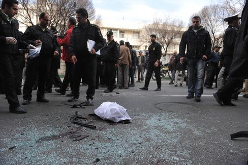 Iran Blames 'Foreign Quarters' Assassinated Nuclear Engineer