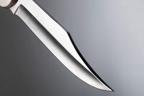TSA Chief John Pistole Gets Into a Knife Fight