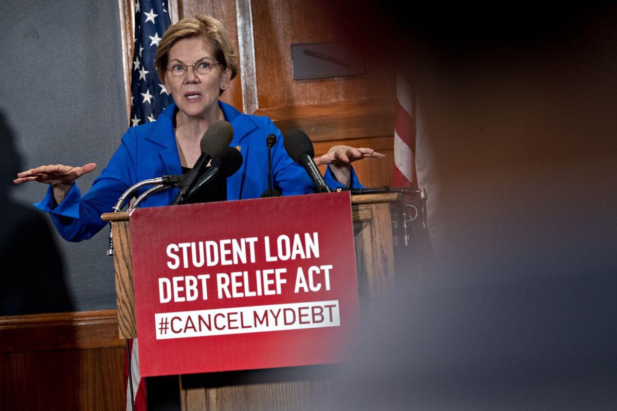 Elizabeth Warren Is Right About Student Debt Relief
