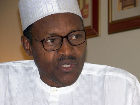 Nigerian President-elect Muhammadu Buhari
