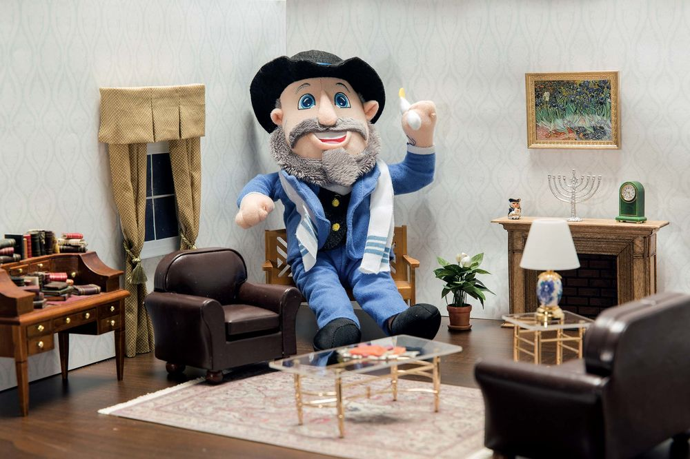 Can A Toy Builder Make Mensch On A Bench A Holiday Tradition