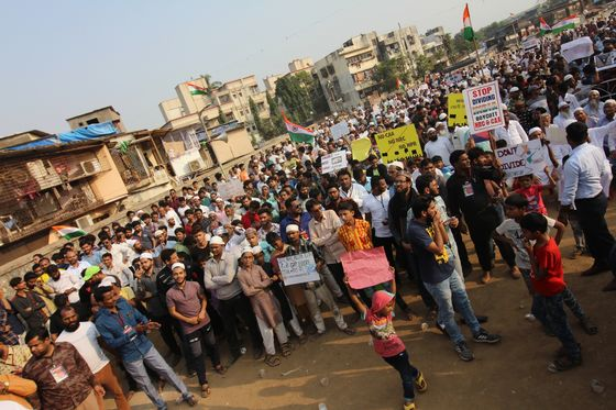 India Protesters Fight Citizenship Law With New Year Parties