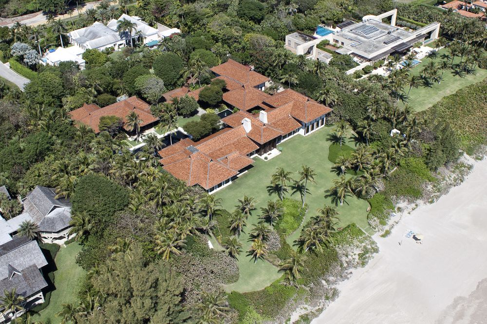 Citadel's Ken Griffin Buys $99 Million House in Palm Beach