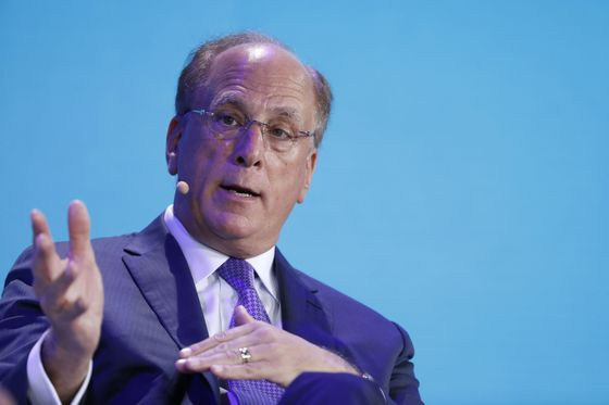 BlackRock Is Said to Weigh Setting Up Mutual-Funds Unit in China
