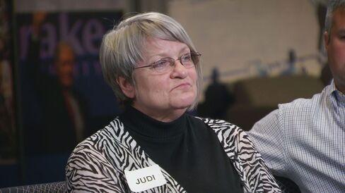 Judi, Iowa custodian