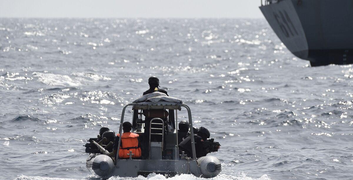 Nigerian Court Convicts 10 Men Under New Anti-Piracy Law