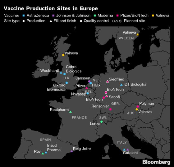 Who's Right in the U.K. and EU's Spat Over Vaccine Exports?