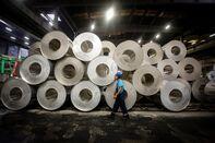 Aluminium Manufacture At Impol Seval AD Sevojno As Metal Market Tremors
