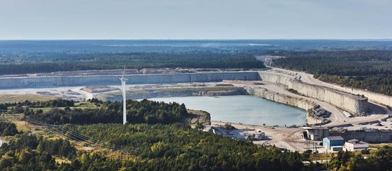 Swedish Cement Crisis Could Threaten Country's Green Credentials