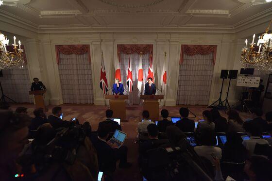 Japan Waves Goodbye to U.K. as 'Gateway to Europe'Post-Brexit