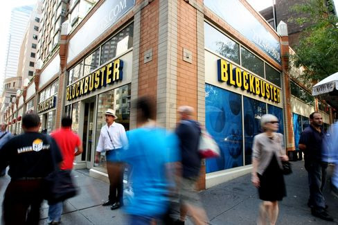Dish Network Wins Blockbuster Bidding