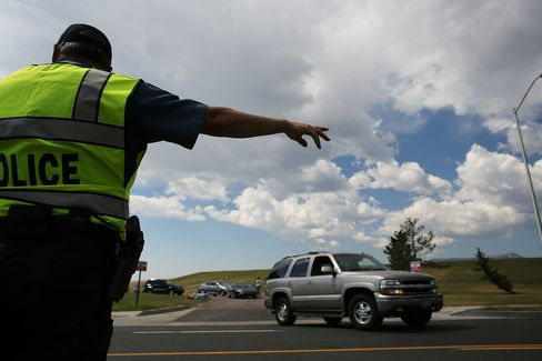 Looters Evade Colorado Springs's Recession-Withered Police