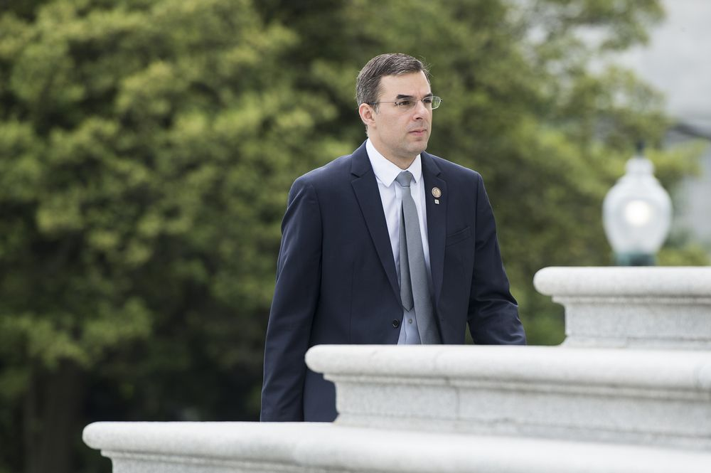 Lawmakers Call For Full Funding Of Idea >> Justin Amash Calls Trump Conduct Impeachable Potus Lashes Out