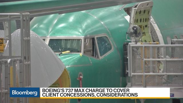 Boeing Shares Shake Off Concerns Over 737 Max Charge