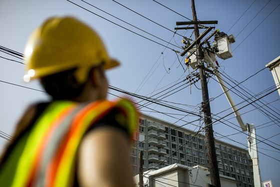 Puerto Rico's Wrecked Utility Goes Private in Bid to Save Island