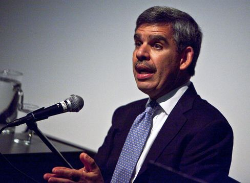 Pacific Investment Management Co.'s Mohamed El-Erian