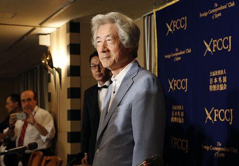 Junichiro Koizumi on Sept. 7.