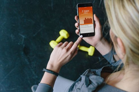 The Jawbone UP2 band earns you free food (and self-satisfaction) as your step count rises.
