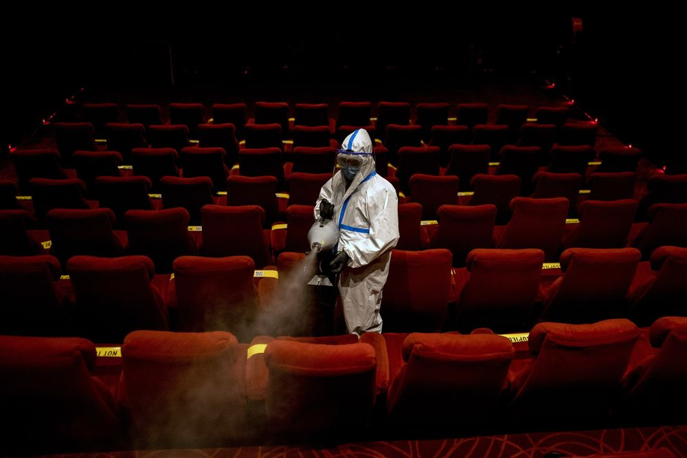 Covid-19 and Movie Theaters: The Film Industry Deserves Saving - Bloomberg
