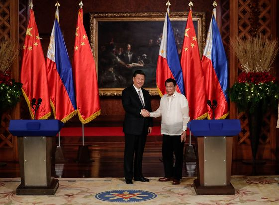 Philippines, China Edge Closer to a South China Sea Energy Deal