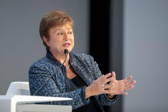IMF Board to See Georgieva andLaw Firm in Rare Sunday Meetings
