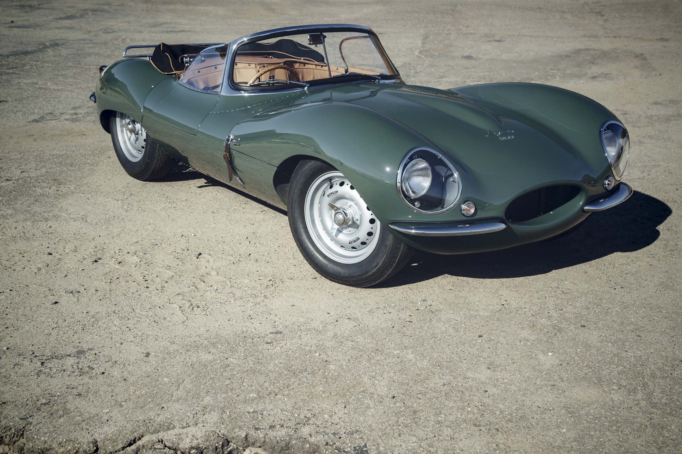 why are aston martin, jaguar, porsche making continuation cars