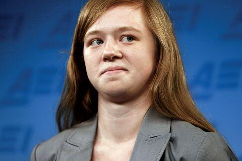 Abigail Fisher in 2013.