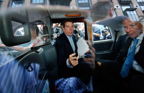 Barclays Libor Suit List Shows Probe Spanned Diamond to Dearlove