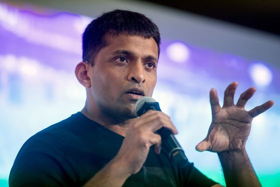 India Startup Byju's Makes Global Push With One-on-One Lessons