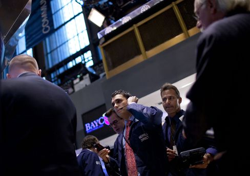 U.S. Stocks Advance Amid Signs of Growth in Global Manufactu