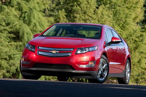 Adding the 2013 Chevy Volt to a Solar-Powered Home