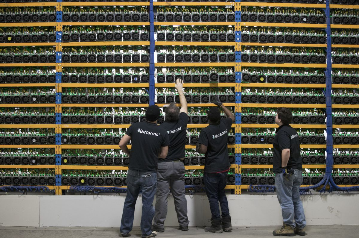 China's Crypto Crackdown Sends Miners Scurrying to Chilly