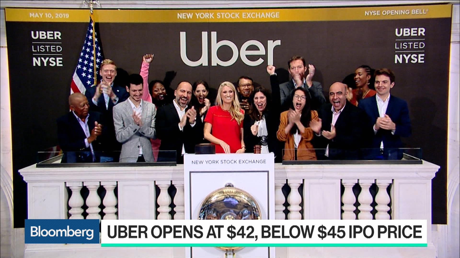 Morgan Stanley Got Clients Into Uber. Then the IPO Stumbled - Bloomberg