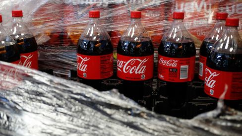 Coca-Cola Co. Products Ahead Of Earnings Figures