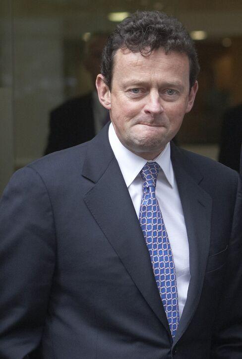 Former BP Plc Chief Executive Officer Tony Hayward
