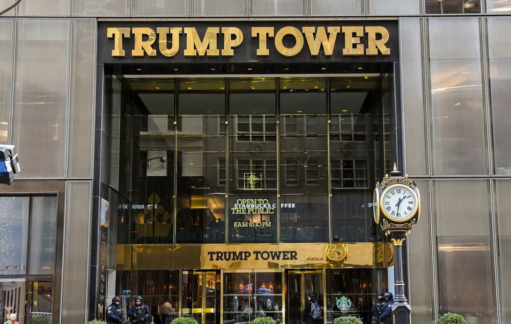 Image result for photos trump towers