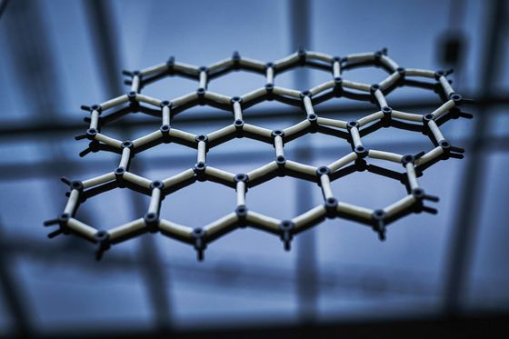 Hyped Miracle MaterialGraphene Is Realizing Its Promise as 'Pixie Dust'