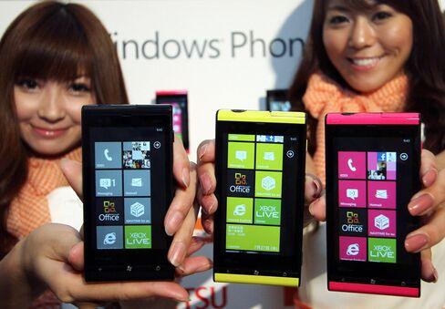 Microsoft Phones to Get More Marketing Dollars