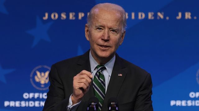 Biden's Inaugural Speech to Plead for Unity