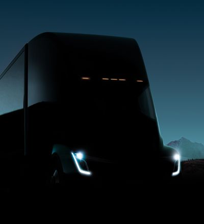 What Tesla's Big Rig Must Do to Seduce Truckers