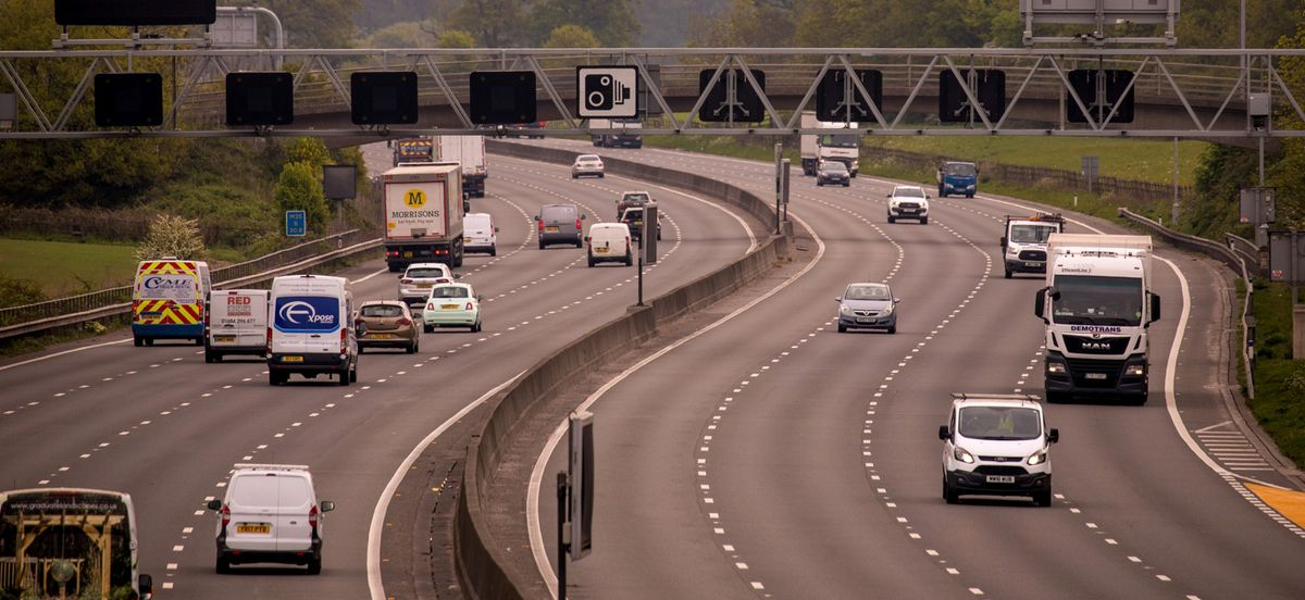 Londoners Carry on Driving After Government Urges Work-From-Home