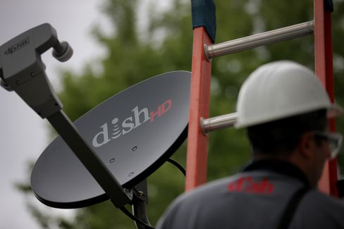 Dish's Airwaves Play Needs U.S. Buy-in for $5 Billion Payday