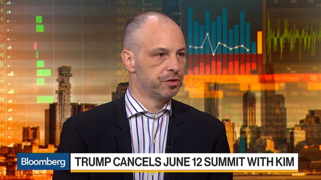 Park Strategies' Sean King discusses Trump's decision to cancel the June 12 summit with North Korea's Kim Jong-un