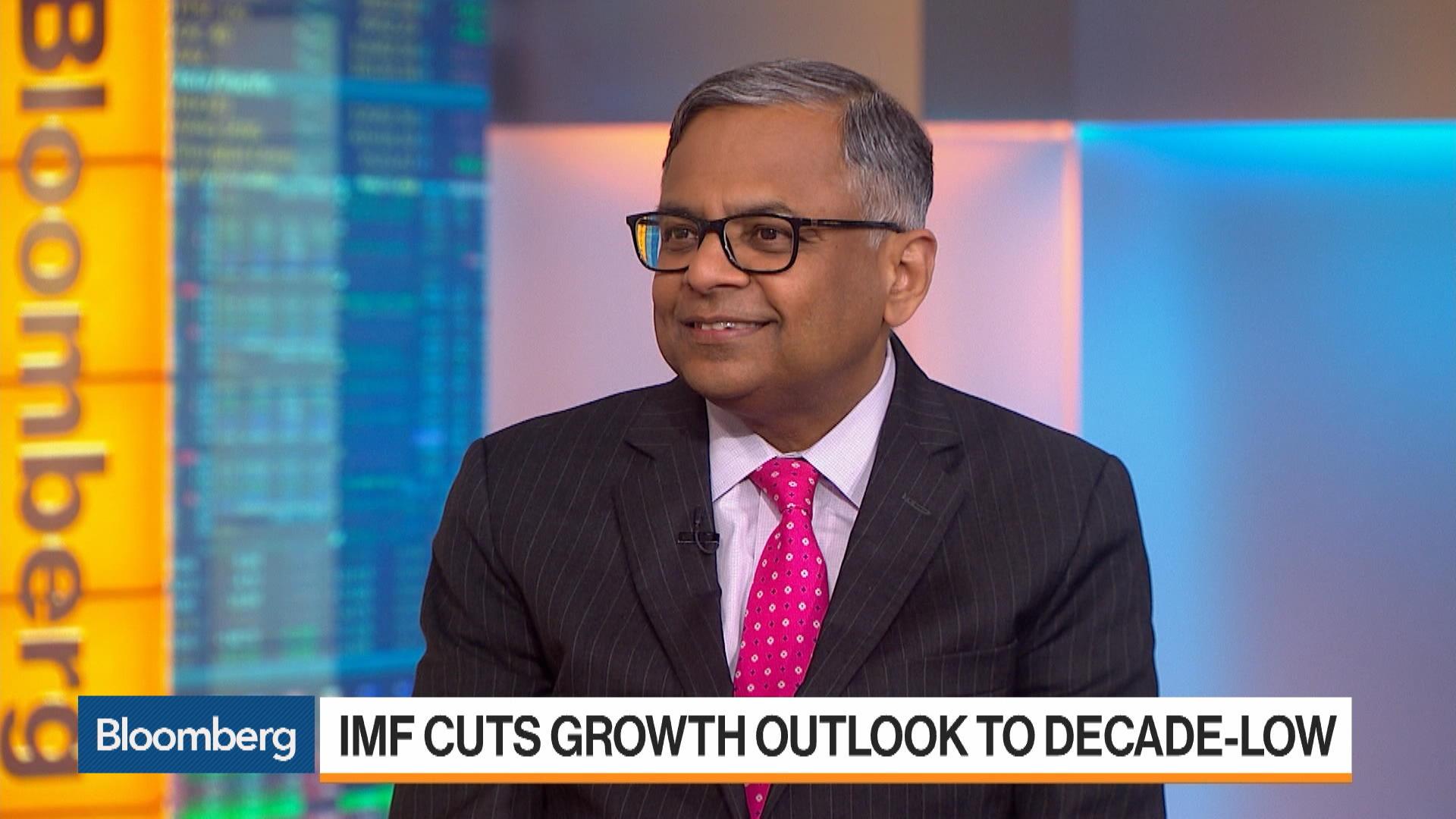 Trade Tensions Are the New Normal: Tata's Natarajan Chandrasekaran