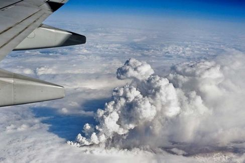 Iceland Sees a Potential Volcanic Eruption, and Airlines Cower