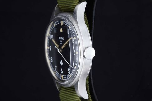 This watch is in great condition considering it might have seen combat.