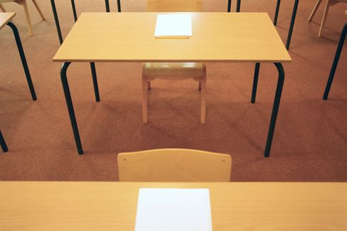 Study: Few MBA Applicants Consider Taking the GRE