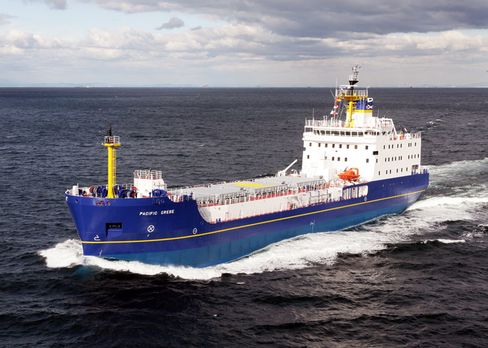 UK Vessel Sets Sail With Another Radioactive Headache
